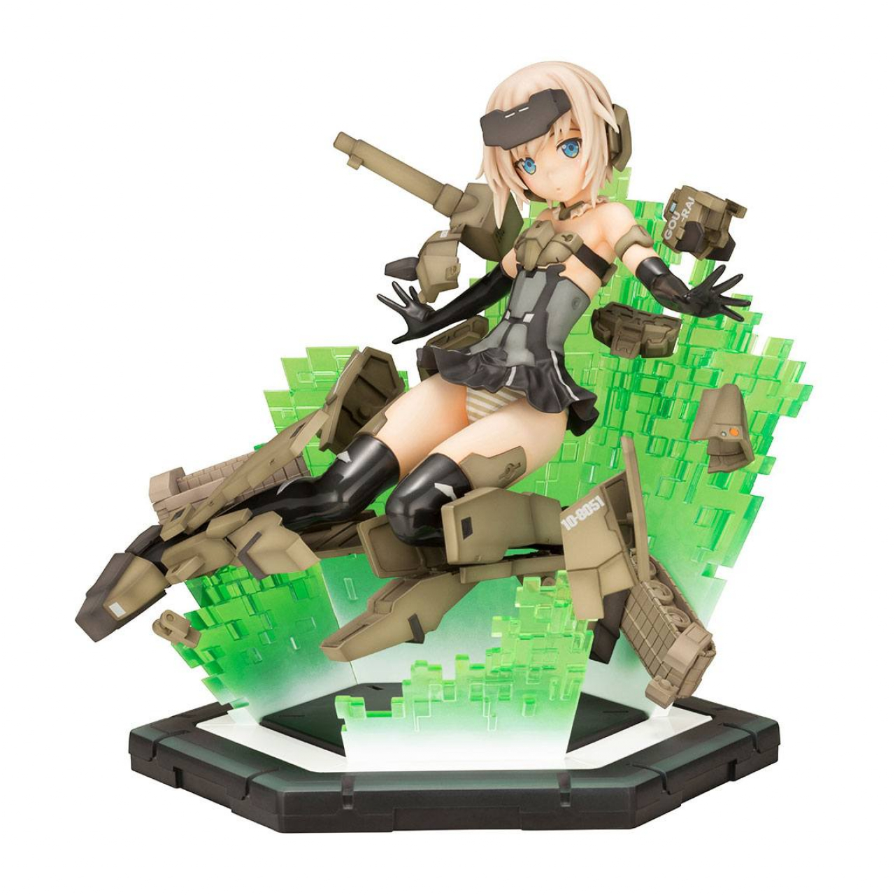 Frame Arms Girl PVC Statue Gourai Session Go!! 18 cm