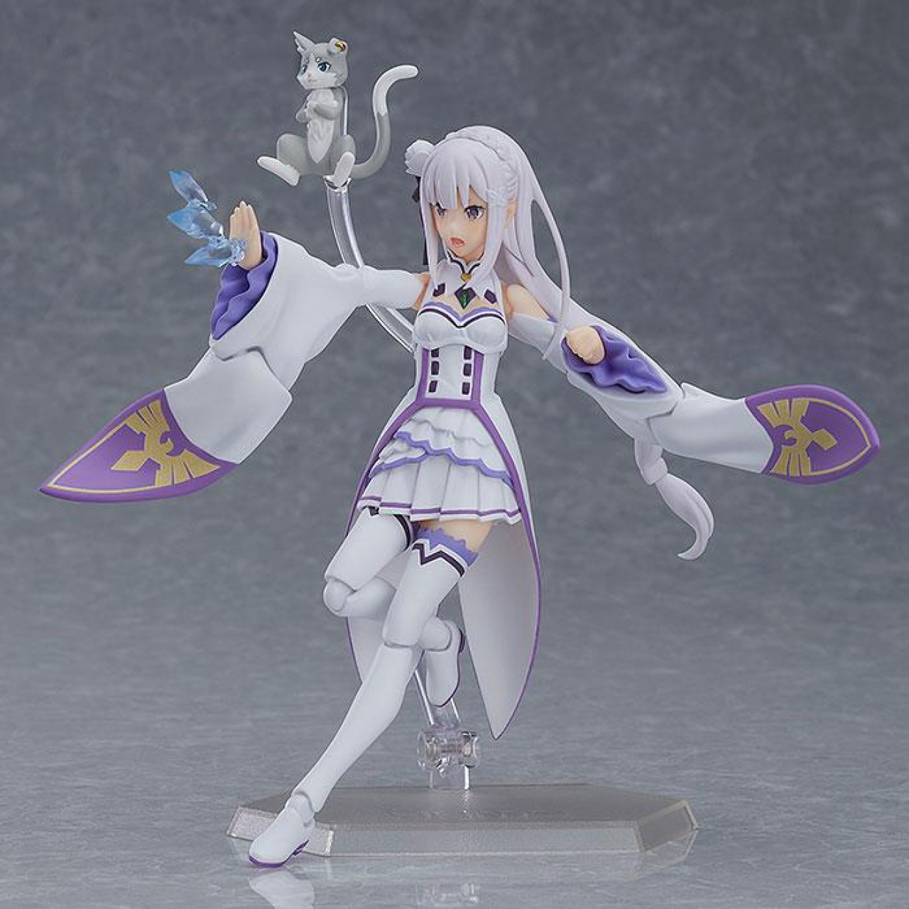 Re:ZERO -Starting Life in Another World-: Emilia (14cm)