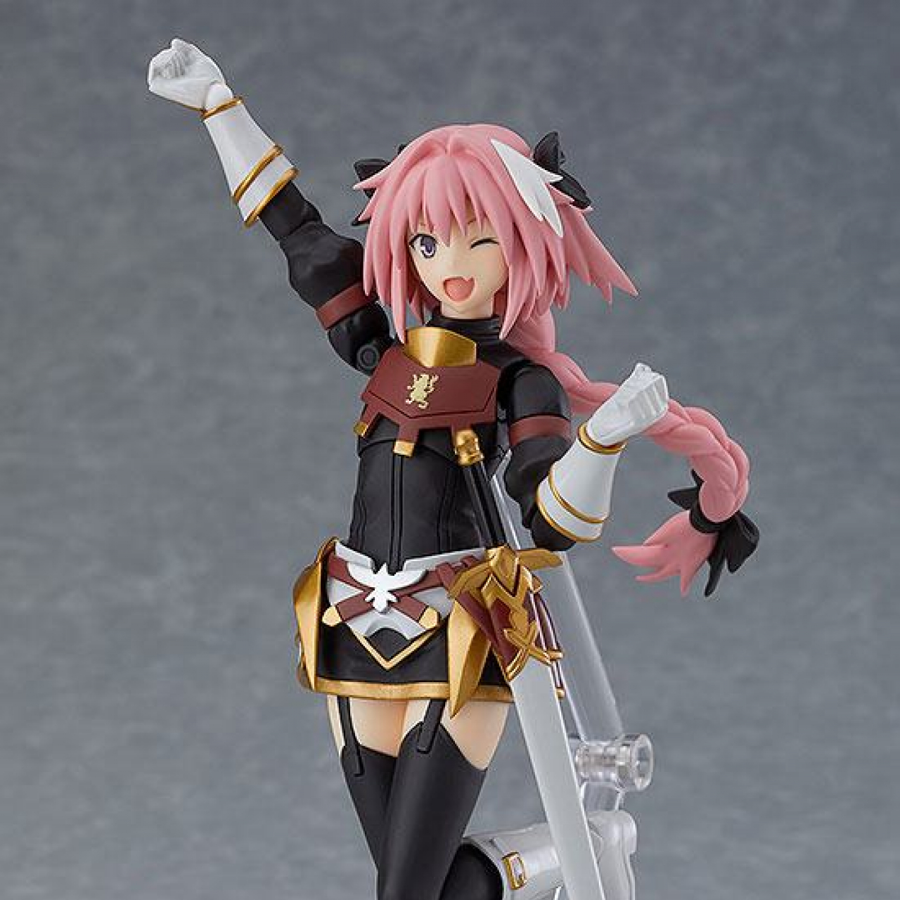 Fate/Apocrypha Figma Action Figure Rider of Black 14 cm