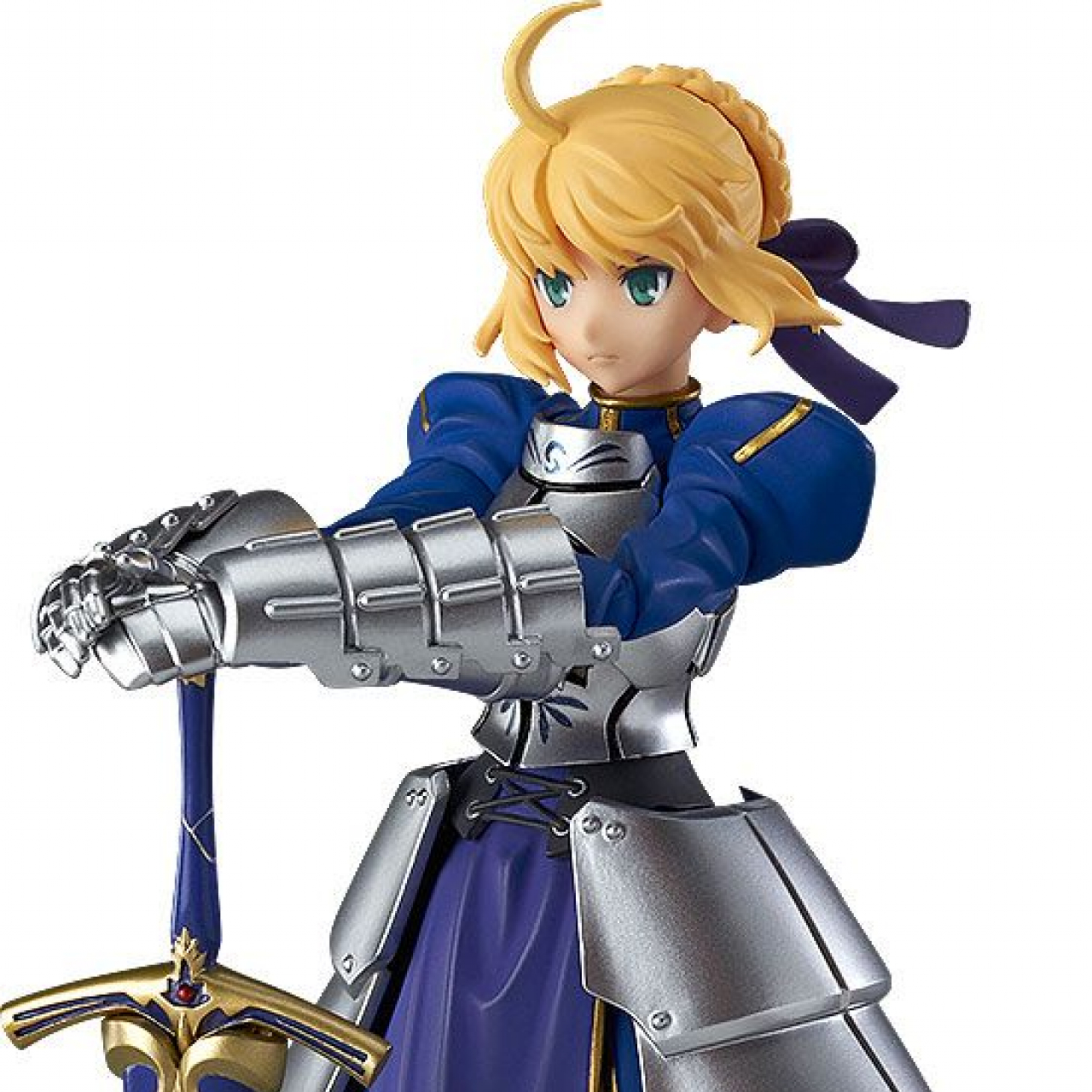 Fate/Stay Night Figma Action Figure Saber 2.0 14 cm