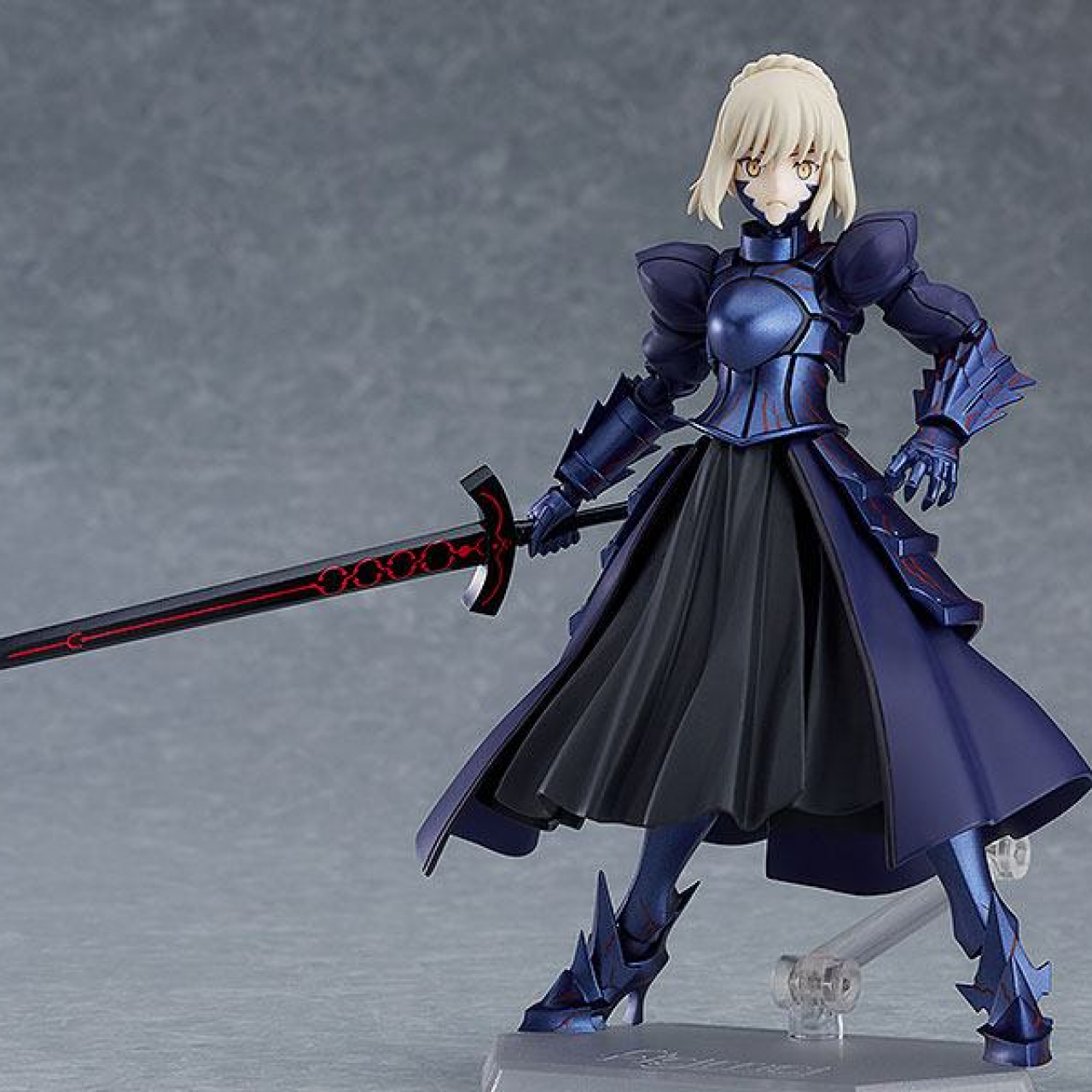 Fate/Stay Night Figma Action Figure Saber Alter 2.0 14 cm