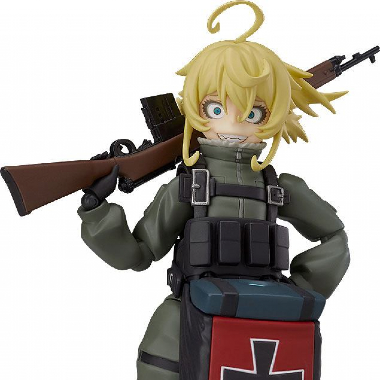 Saga of Tanya the Evil - The Movie Figma Action Figure Tanya Degurechaff 13 cm