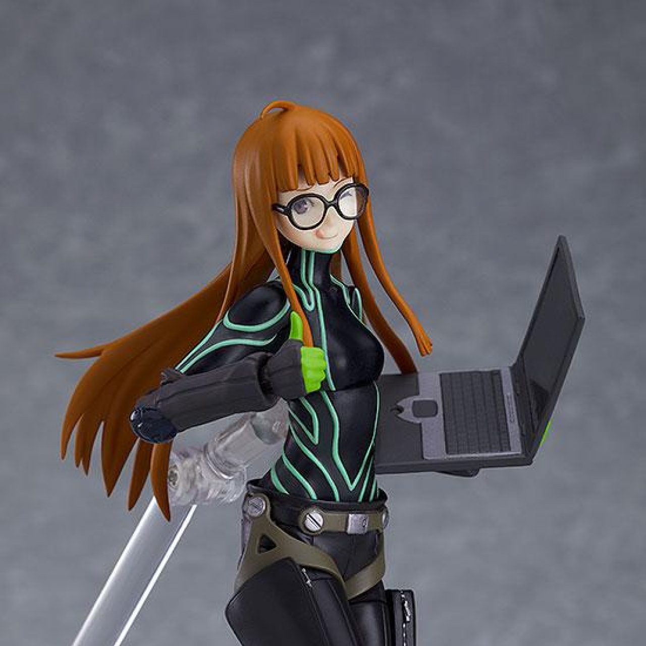 Persona 5 The Animation Figma Action Figure Oracle 14 cm
