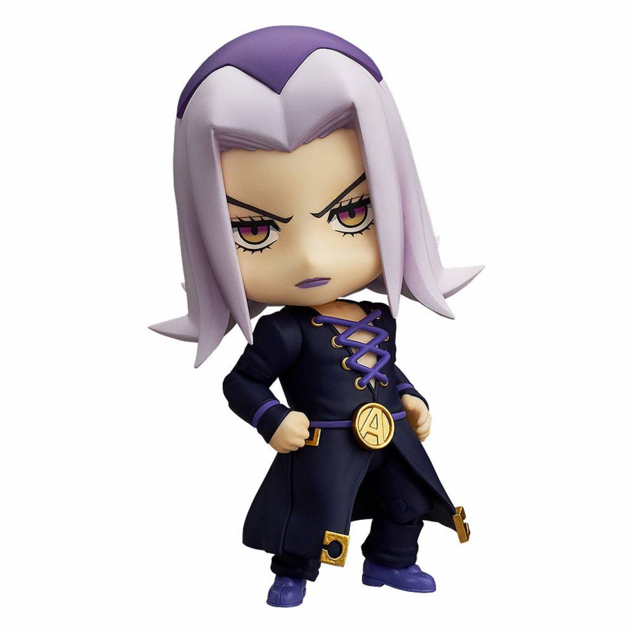 Jojo's Bizarre Adventure Golden Wind Nendoroid Action Figure Leone Abbacchio 10 cm