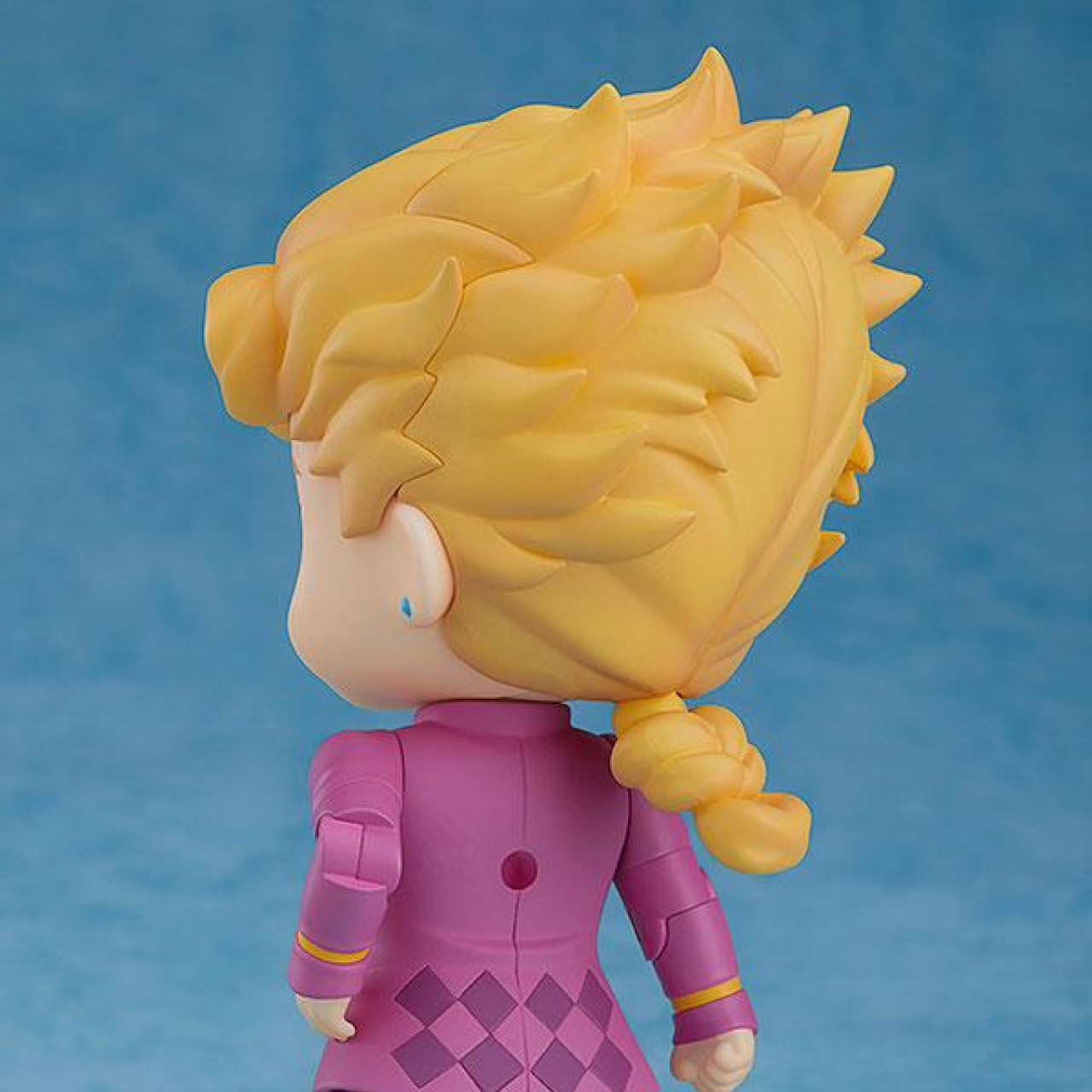 Jojo's Bizarre Adventure Golden Wind Nendoroid Action Figure Giorno Giovanna 10 cm