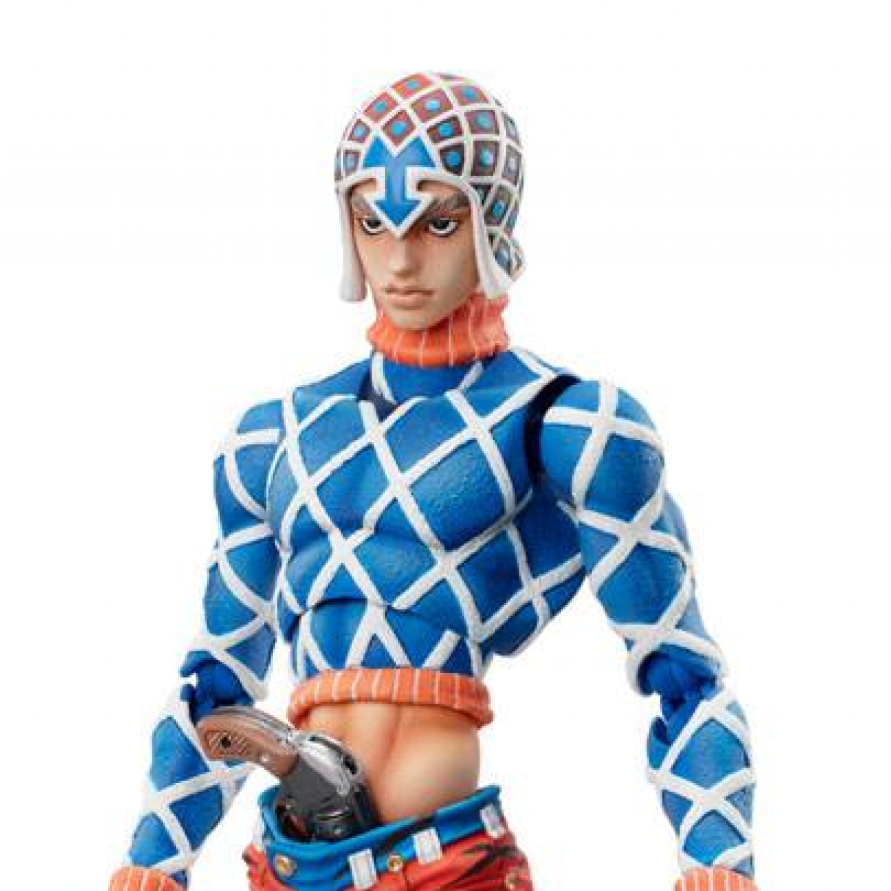 JoJo's Bizarre Adventure Part 5: Golden Wind Action Figure Guido Mista 16 cm