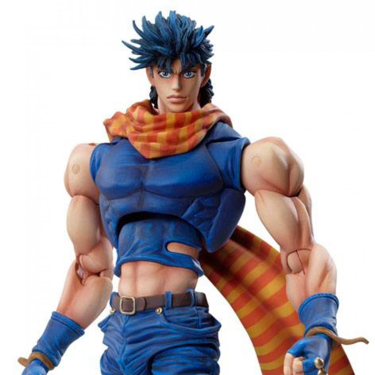 JoJo's Bizarre Adventure Part 2: Battle Tendency Action Figure Chozo Kado (Joseph Joestar) 17 cm