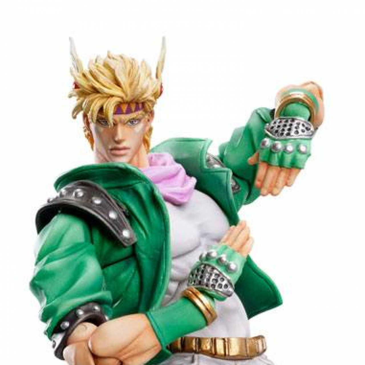 JoJo's Bizarre Adventure Part 2 Battle Tendency Action Figure Chozo Kado Caesar Anthonio Zeppeli
