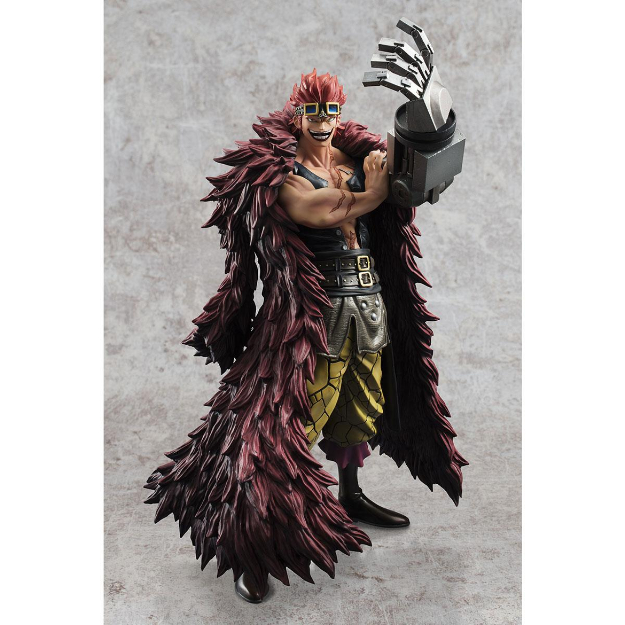 One Piece Excellent Model P.O.P PVC Statue 1/8 Eustass Captain Kid Limited Edition 25 cm