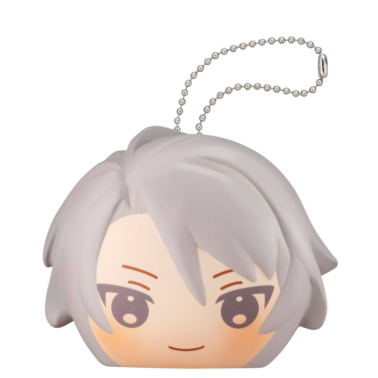 Idolish7 Fluffy Squeeze Bread Anti-Stress Figures 8 cm Assortment Trigger & Re:vale (6)
