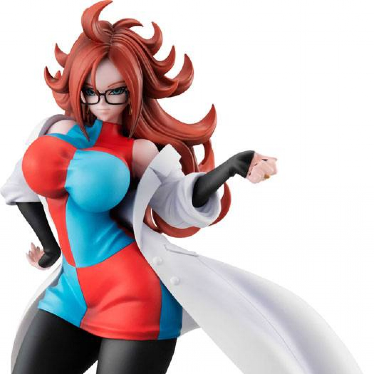 Dragonball Gals PVC Statue Android 21 21 cm