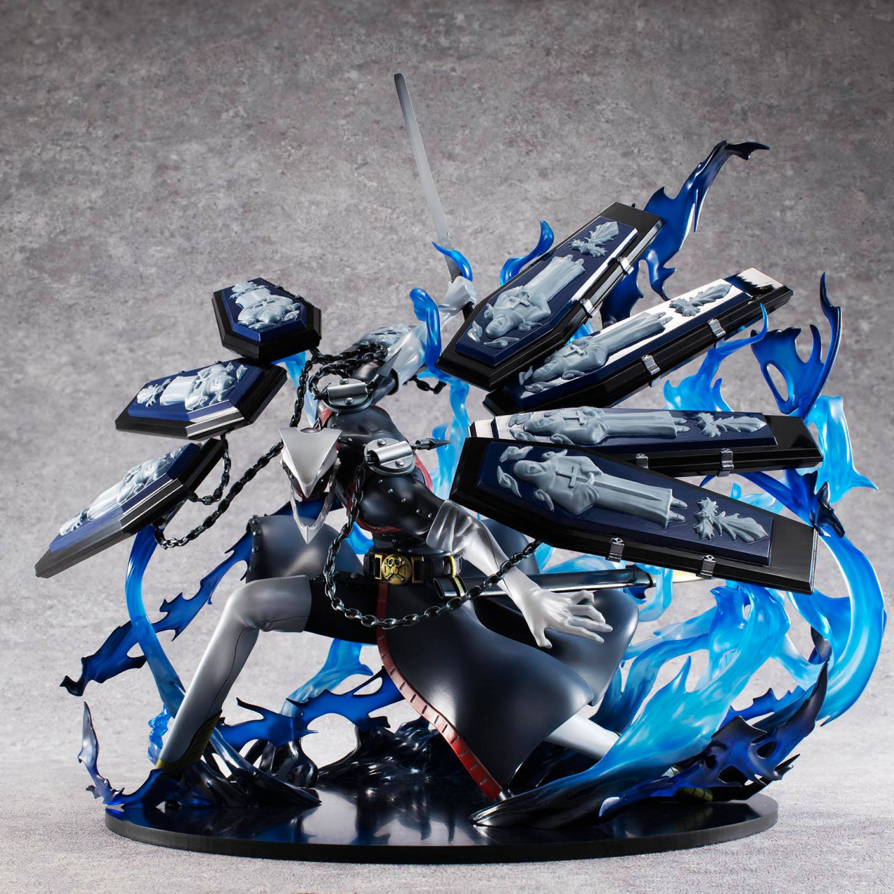 Persona 3 Game Characters Collection DX PVC Statue Thanatos 30 cm