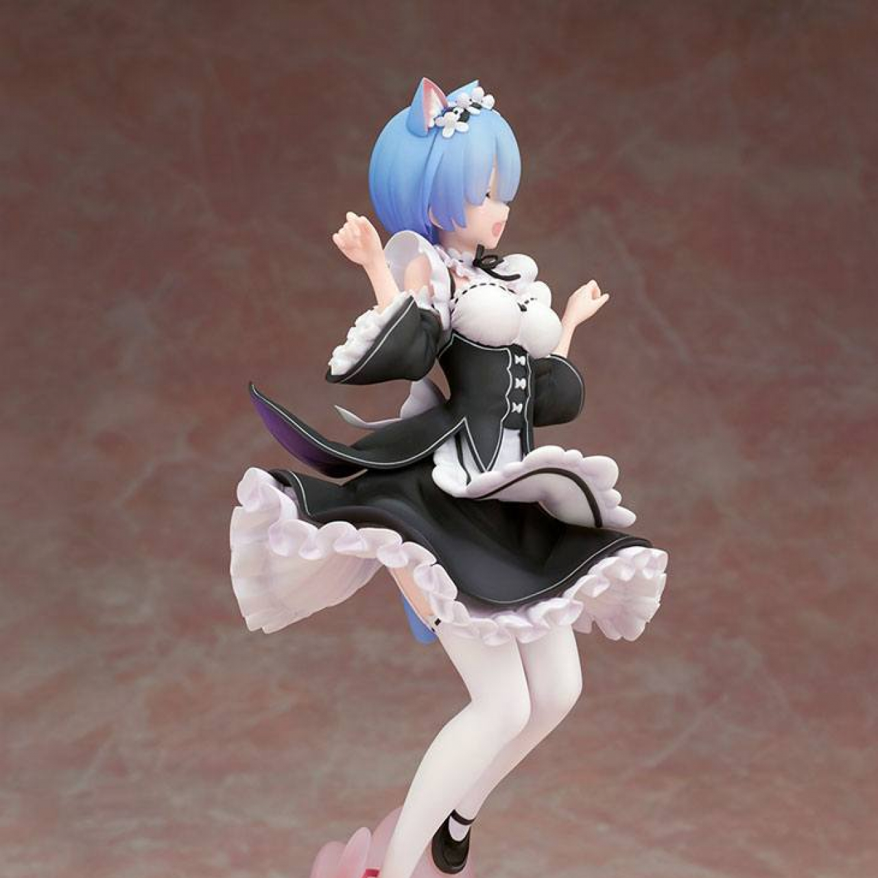 Re:ZERO -Starting Life in Another World- PVC Statue Rem Cat Ear Ver. 24 cm