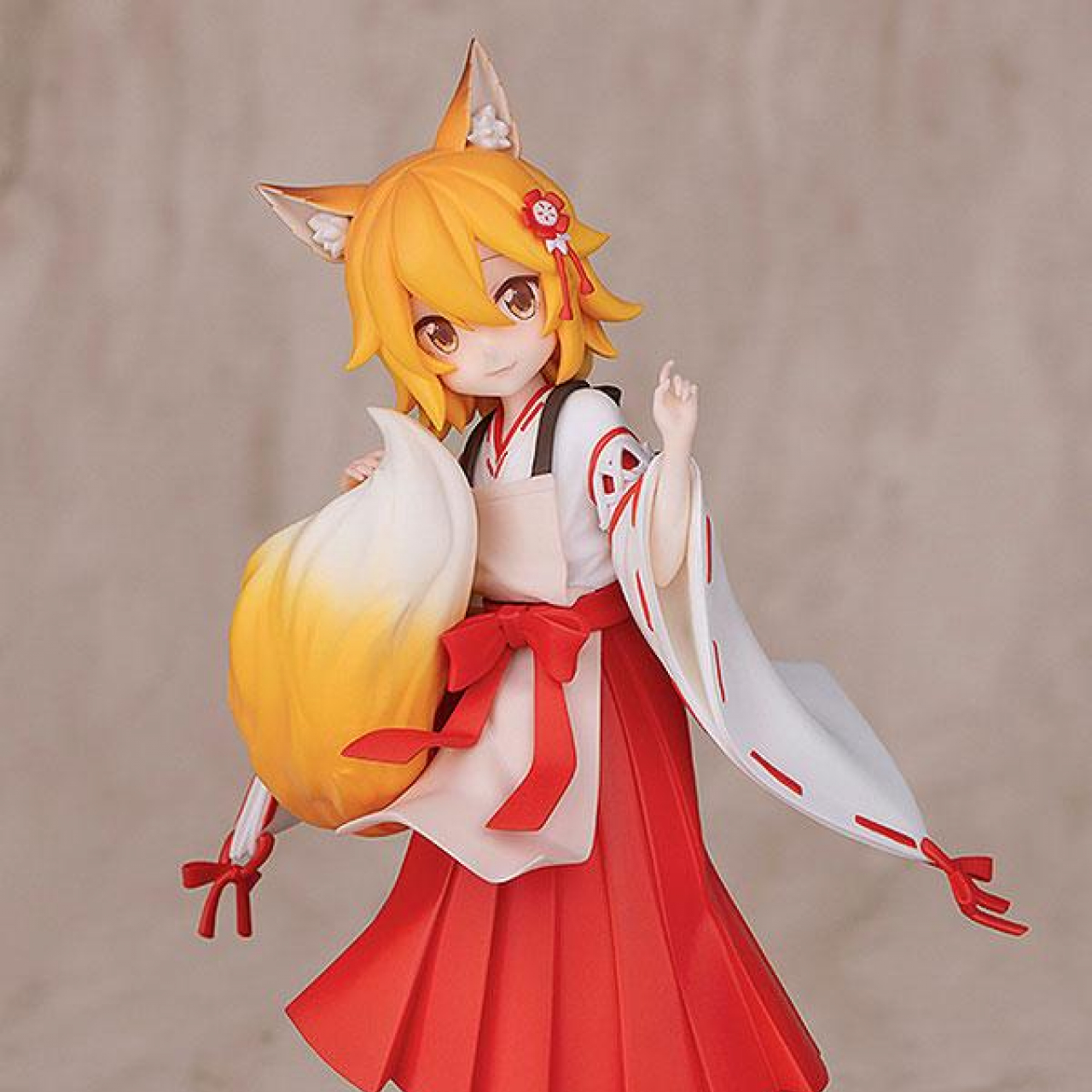 The Helpful Fox Senko-san Statue 1/7 Senko 20 cm