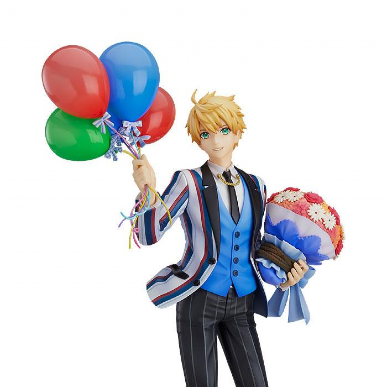 Fate/Grand Order PVC Statue 1/8 Saber/Arthur Pendragon: Heroic Spirit Formal Dress Ver. 26 cm