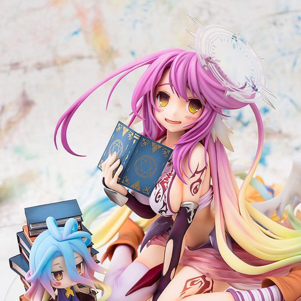 No Game No Life: Jibril (13cm, 1/7 scale)