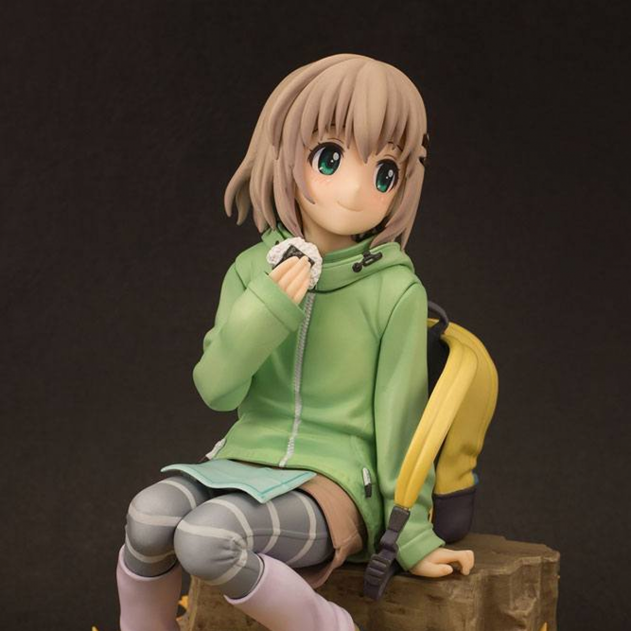 Encouragement of Climb (Season 3) PVC Statue 1/7 Aoi (Autumn Hike) 17 cm