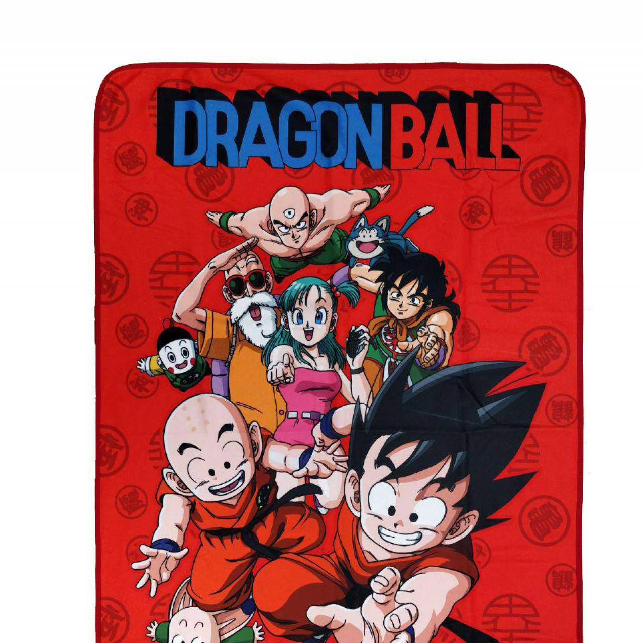 Dragonball Fleece Blanket Characters 100 x 150 cm