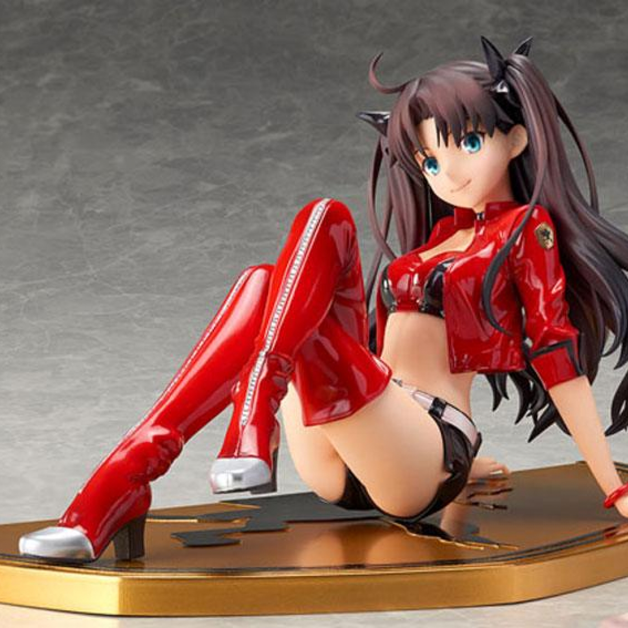 Fate/Stay Night PVC Statue 1/7 Rin Tosaka TYPE-MOON Racing Ver. 24 cm