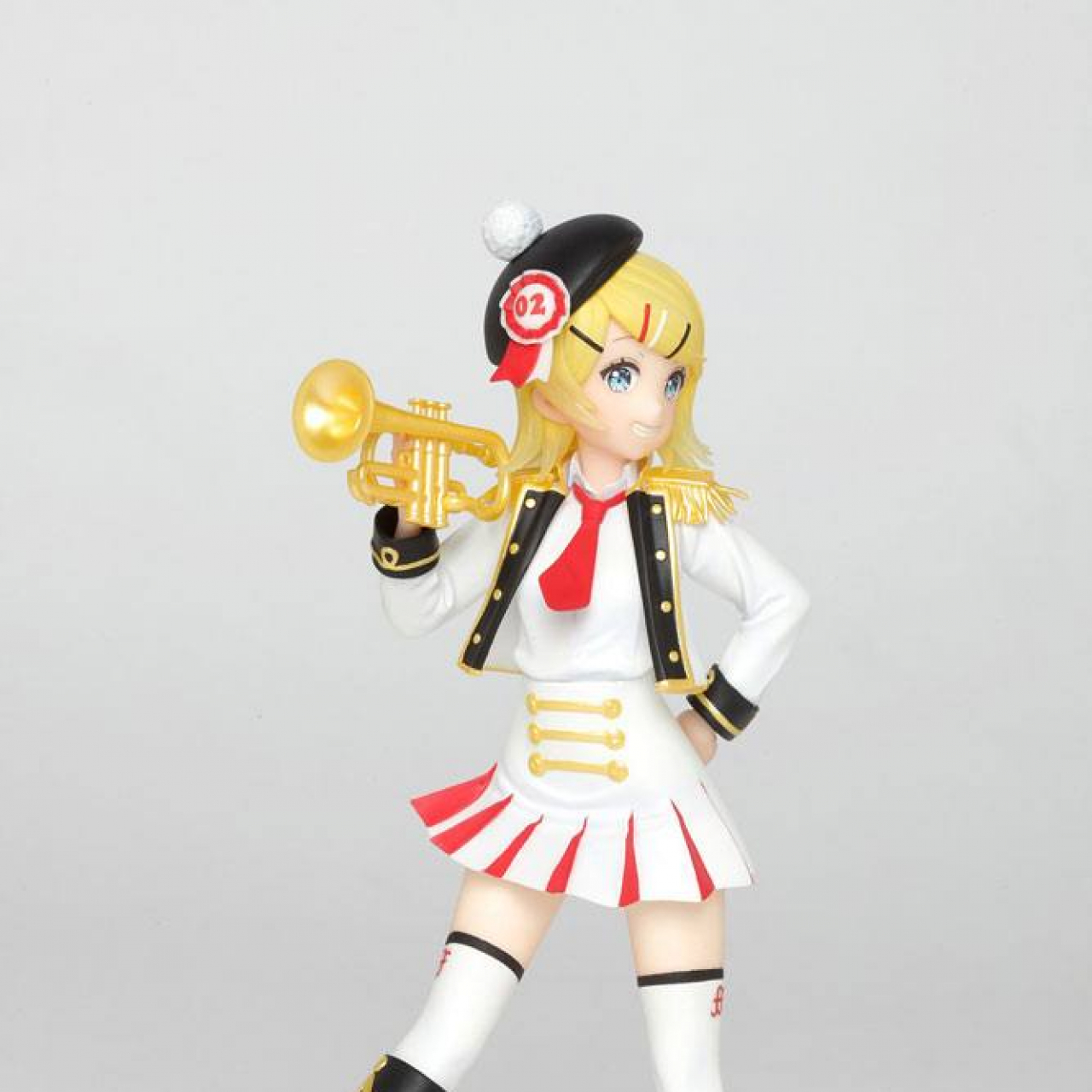 Character Vocal Series PVC Statue Kagamine Rin Winter Live Version 18 cm