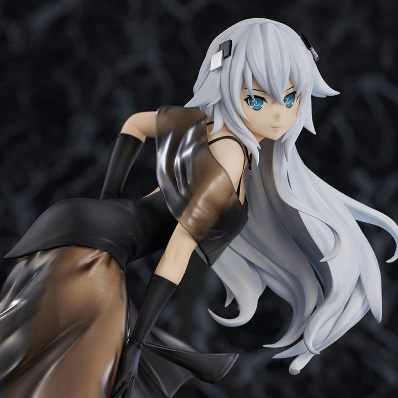 Hyperdimension Neptunia: Black Heart Dress (23cm)