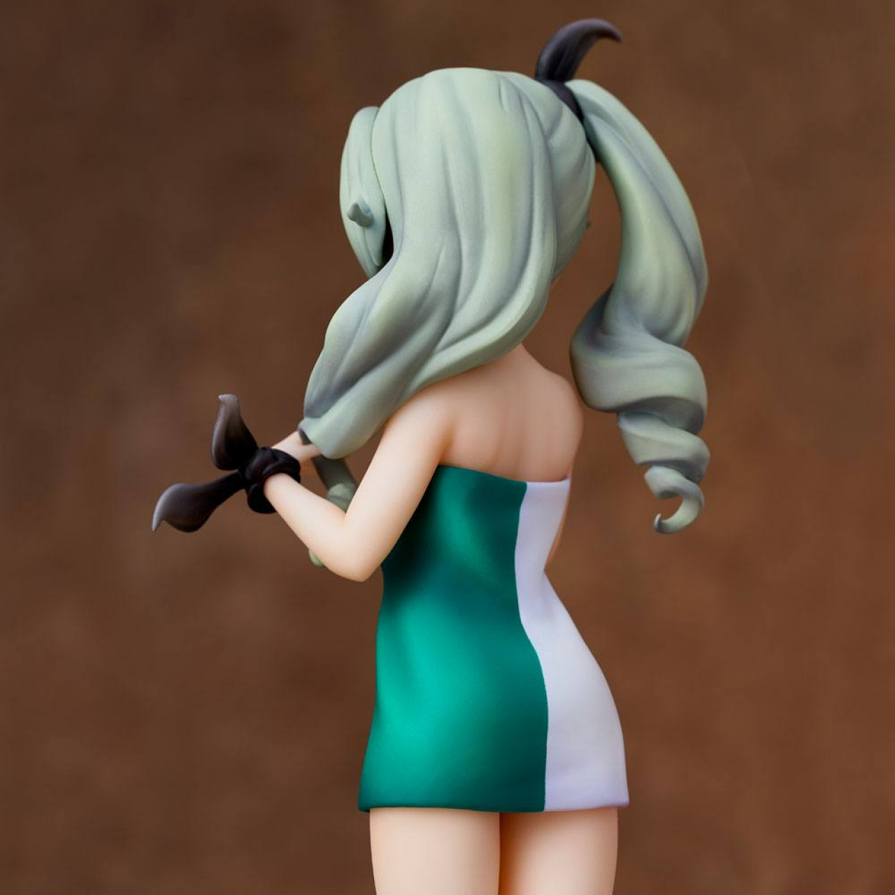 Girls und Panzer: Great Tankery Operation! PVC Statue Anchovy 20 cm