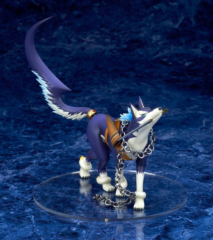 Tales Of Vesperia: Yuri Lowell & Repede (20cm, 1/8 scale, True Knight ver.)