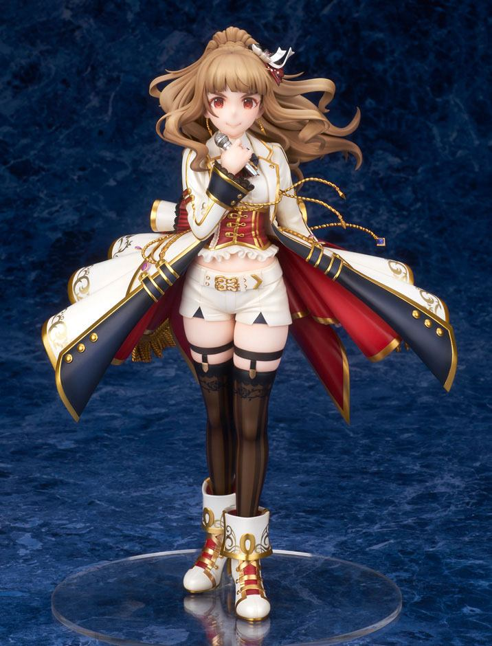 The Idolmaster Cinderella Girls PVC Statue 1/7 Nao Kamiya A Team of Passion Ver. 24 cm