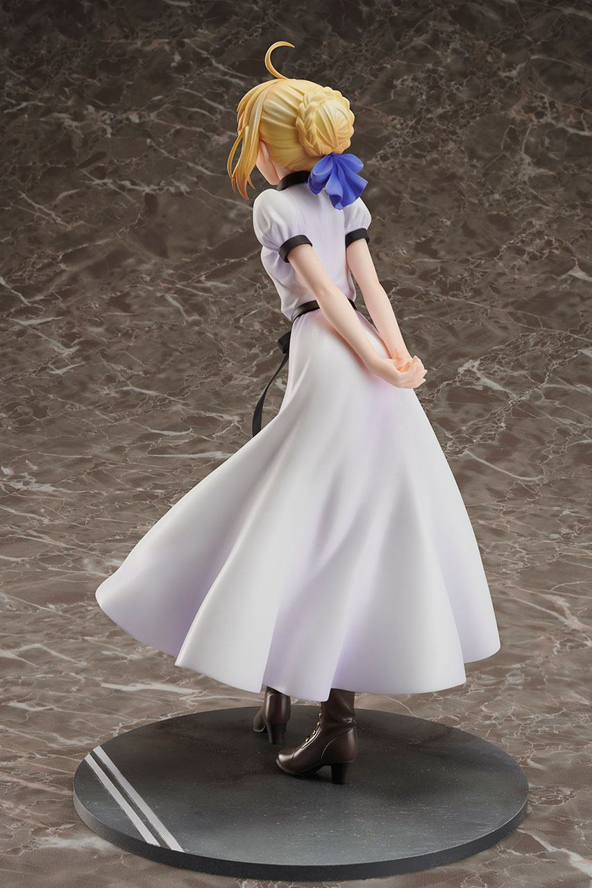 Fate/ Stay Night Statue 1/7 Saber England Journey Dress Ver. 23 cm