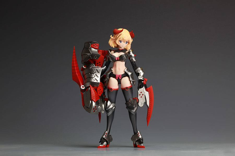 Dark Advent Plastic Model Kit Vol. 1 Dragondress Sophia 16 cm