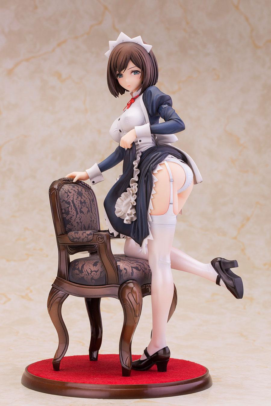 Original Character PVC Statue 1/6 Chitose Itou illustration by 40hara STD Ver. 27 cm