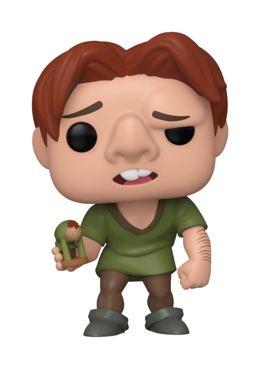 The Hunchback Of Notre Dame Pop Disney Vinyl Figure Quasimodo 9 Cm Otaku Square