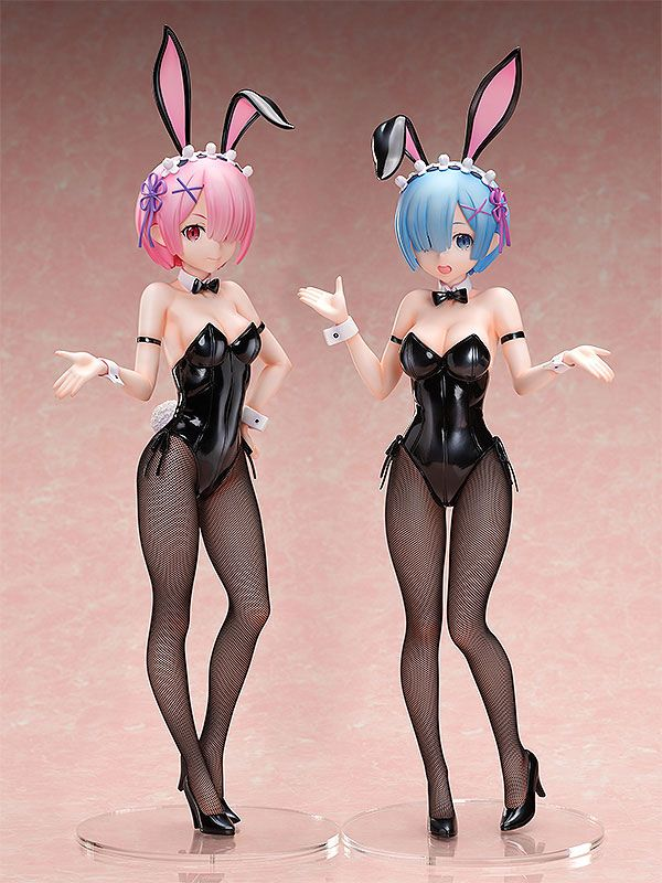 Re:ZERO -Starting Life in Another World- PVC Statue 1/4 Ram Bunny Ver. 2nd 44 cm