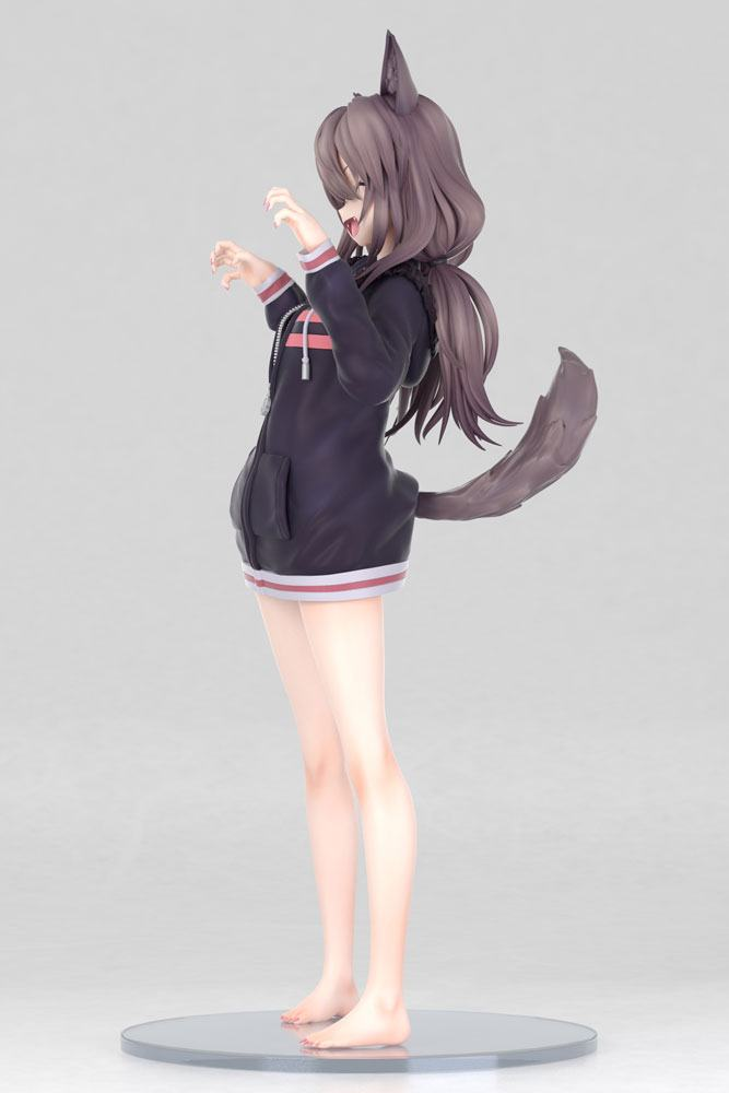 Images Of Anime Wolf Girl Hoodie