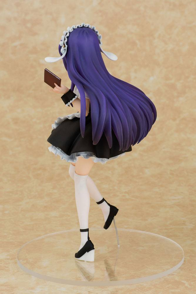 Is the Order a Rabbit PVC Statue 1/7 Rize 21 cm