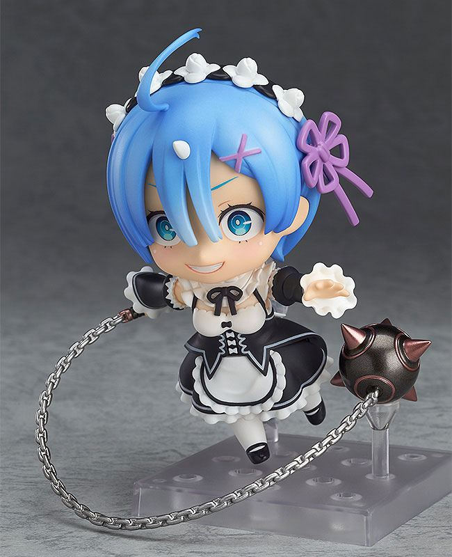 Re:Zero Starting Life in Another World Nendoroid Action Figure Rem 10 cm