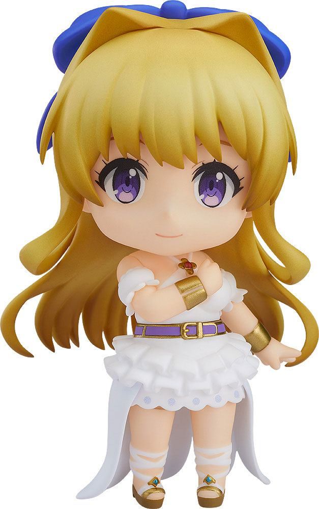 Cautious Hero: The Hero Is Overpowered But Overly Cautious Nendoroid Action Figure Ristarte 10 cm