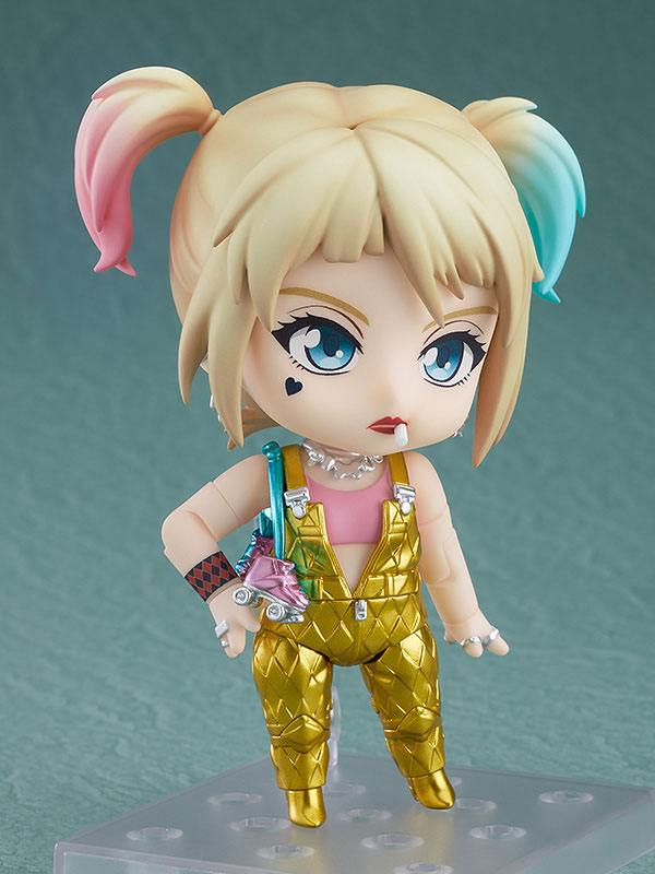 Birds of Prey Nendoroid Action Figure Harley Quinn 10 cm