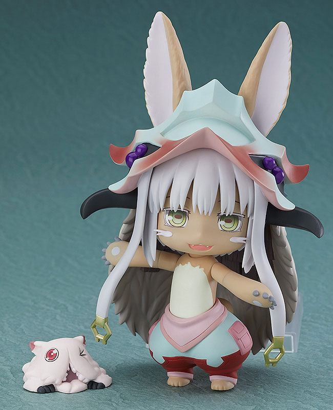 Made in Abyss Nendoroid Action Figure Nanachi 13 cm