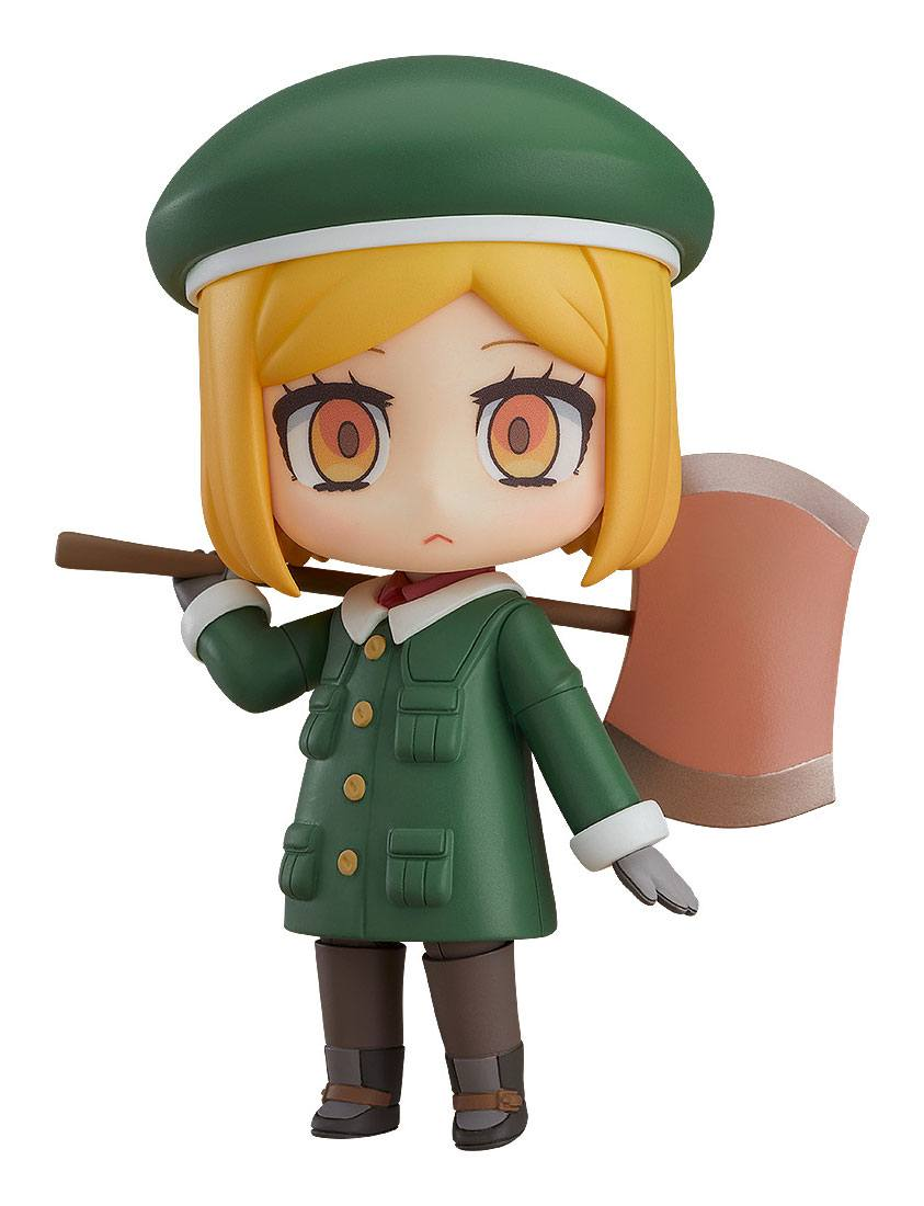 Fate/Grand Order Nendoroid Action Figure Berserker / Paul Bunyan 10 cm