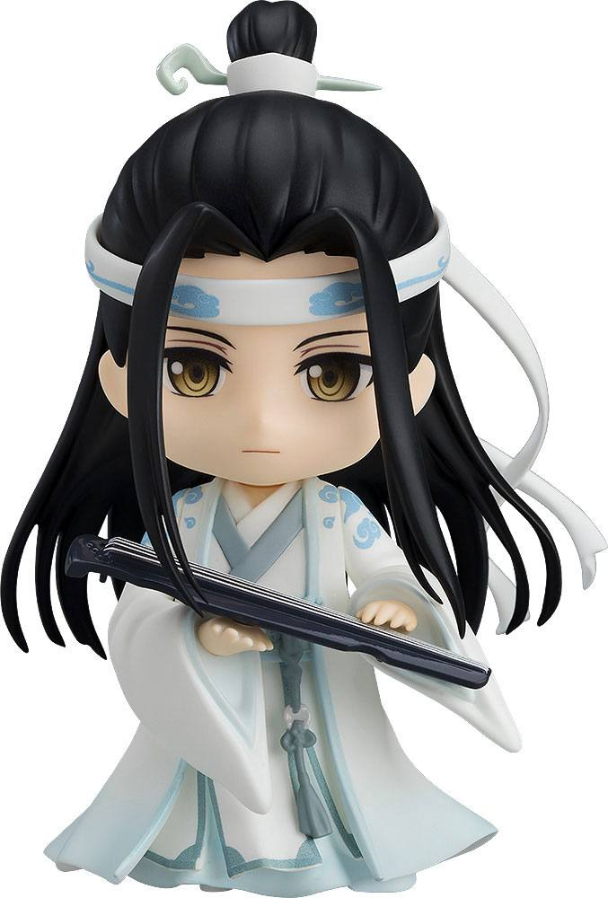 Grandmaster of Demonic Cultivation Nendoroid Action Figure Lan Wangji 10 cm