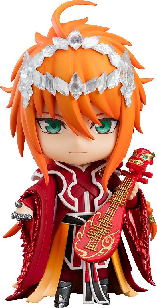 Thunderbolt Fantasy Bewitching Melody of the West Nendoroid Action Figure Rou Fu You 10 cm
