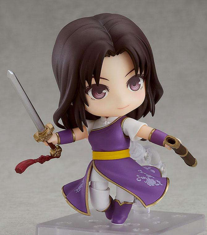 The Legend of Sword and Fairy Nendoroid Action Figure Lin Yueru 10 cm