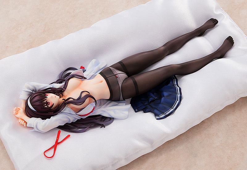 Saekano: How to Raise a Boring Girlfriend Statue 1/7 Utaha Kasumigaoka Pillow Ver. 25 cm