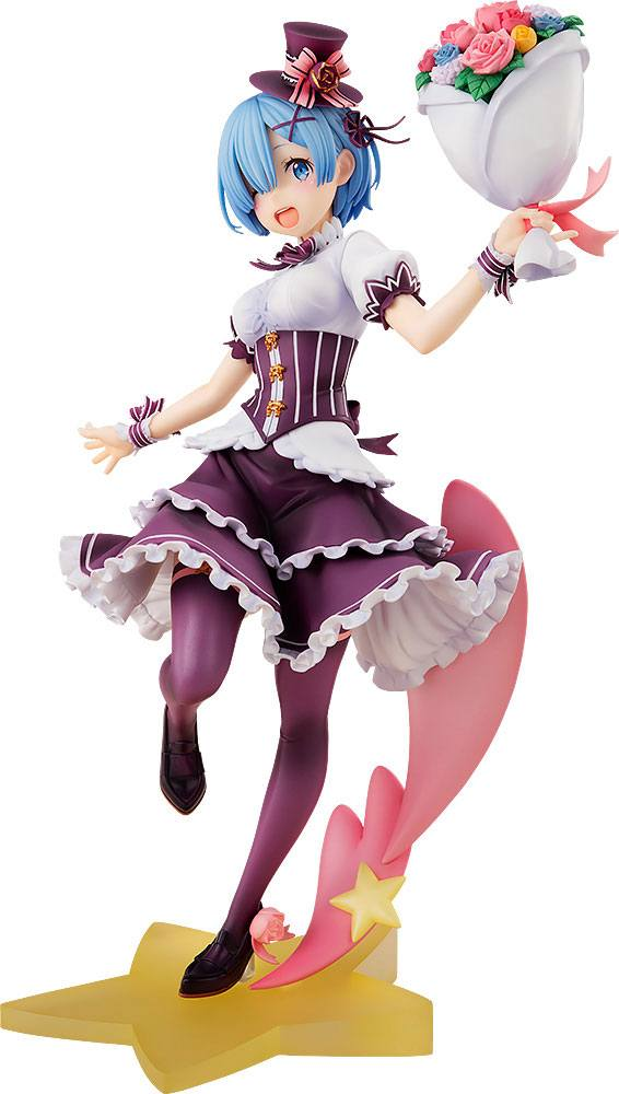 Re:ZERO -Starting Life in Another World- PVC Statue 1/7 Rem Birthday Ver. 25 cm