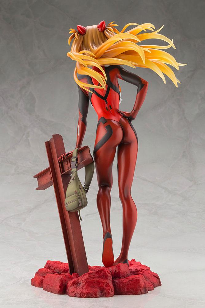 Evangelion 3.0 You Can (Not) Redo PVC Statue 1/6 Asuka Shikinami Langley 29 cm
