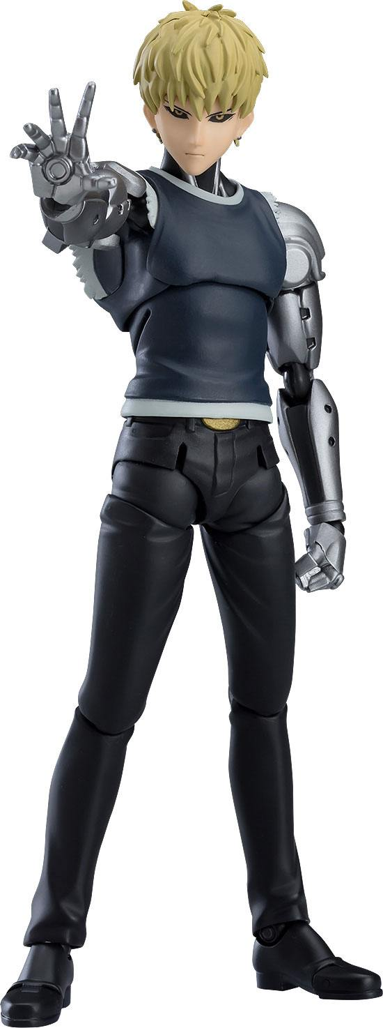 One Punch Man Figma Action Figure Genos 15 cm