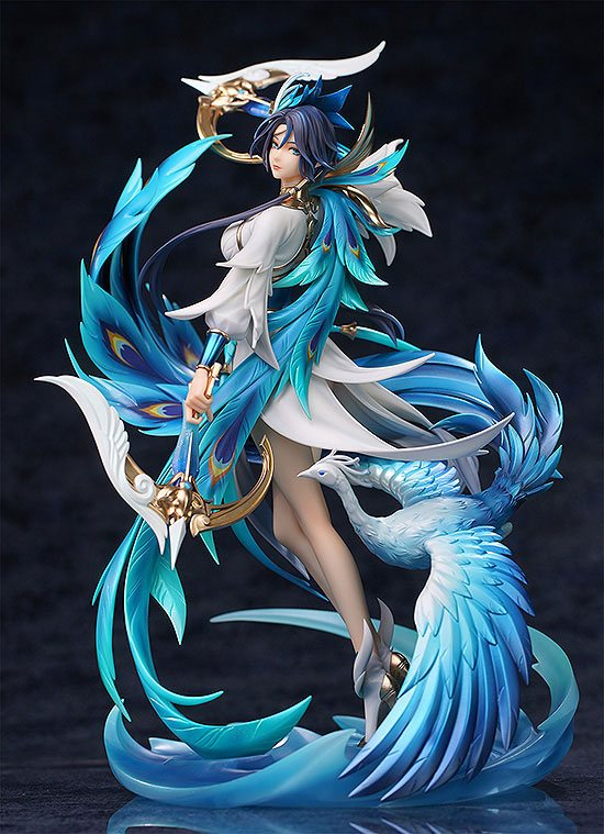 Honor of Kings PVC Statue 1/7 Consort Yu: Yun Ni Que Ling Ver. 31 cm