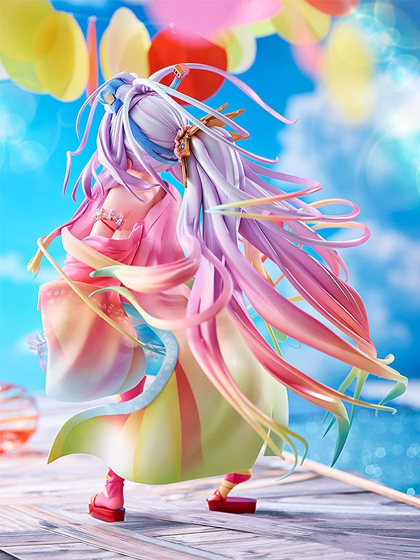 No Game No Life PVC Statue 1/7 Shiro Summer Season Ver. 19 cm