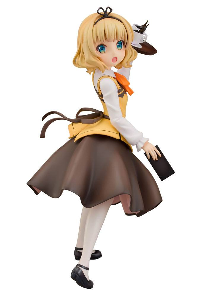 Is the Order a Rabbit PVC Statue 1/7 Syaro (Cafe Style) 21 cm
